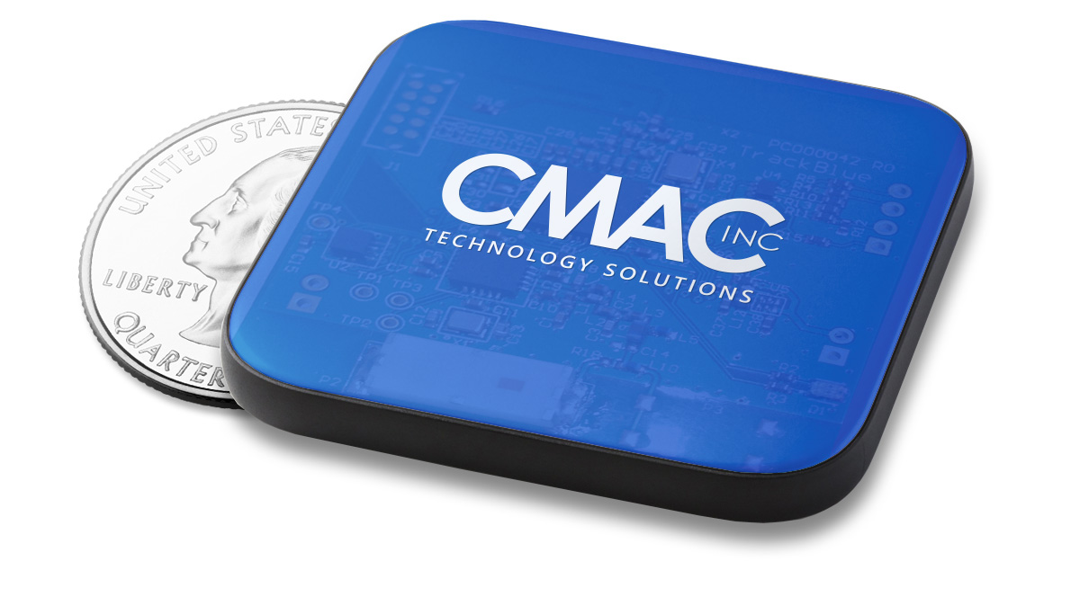 CMAC Beacons - Small as a Quarter