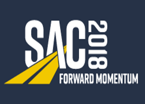 Southern Automotive Conference Forward Momentum 2018 Logo