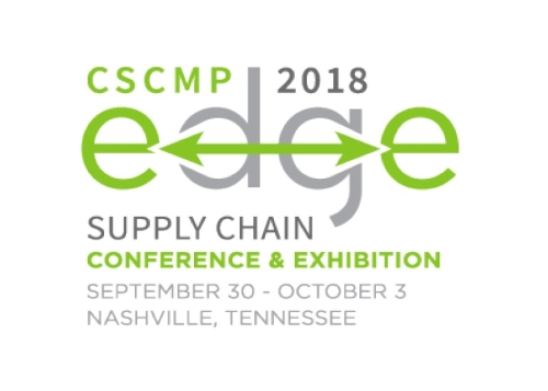 CSCMP edge 2018 Supply Chain Logo