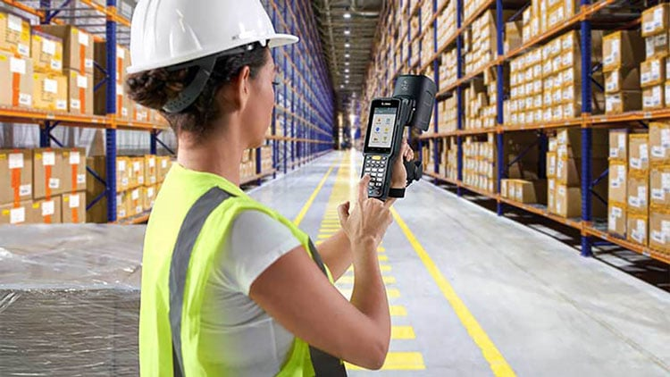 Improve your Warehouse with RFID and Save Time
