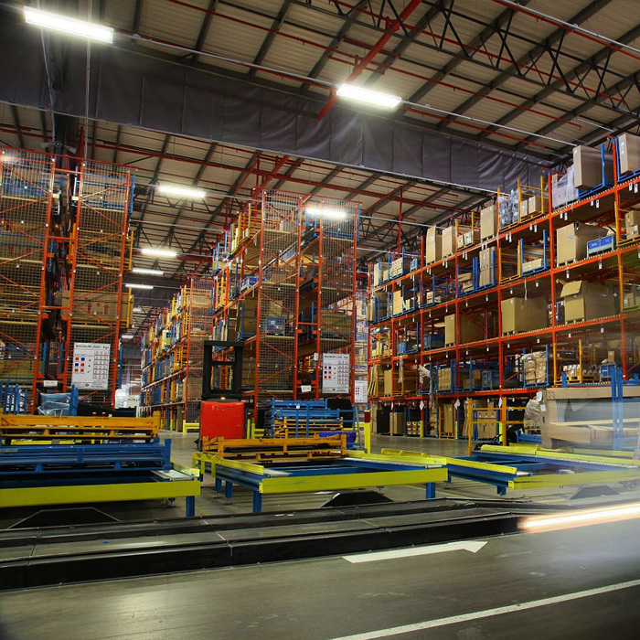 Warehouse Management System Warehouse Working