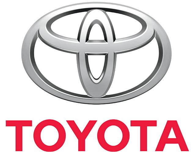 Success Stories - Toyota Logo - Logistics
