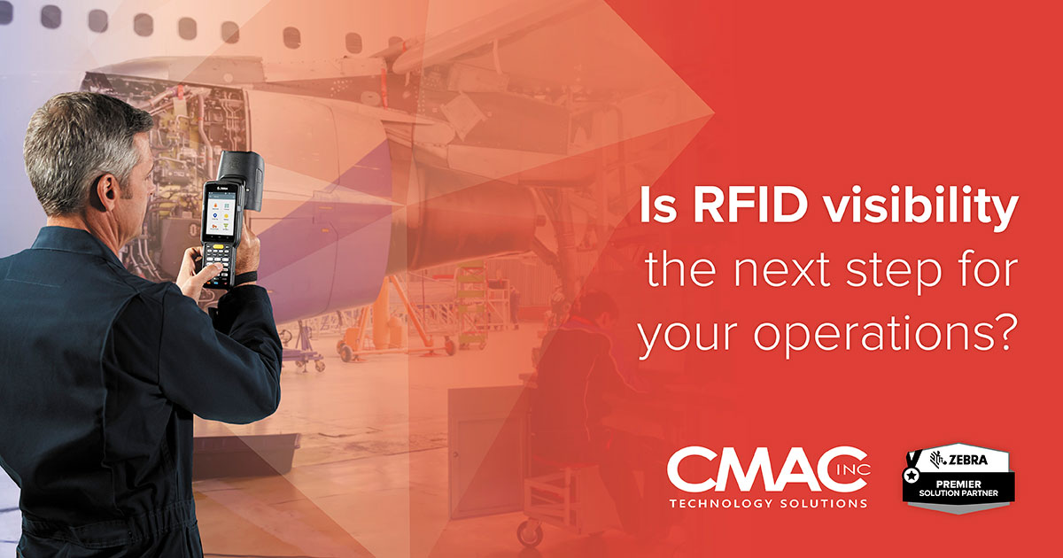 Is RFID visibility the next step for your operations?